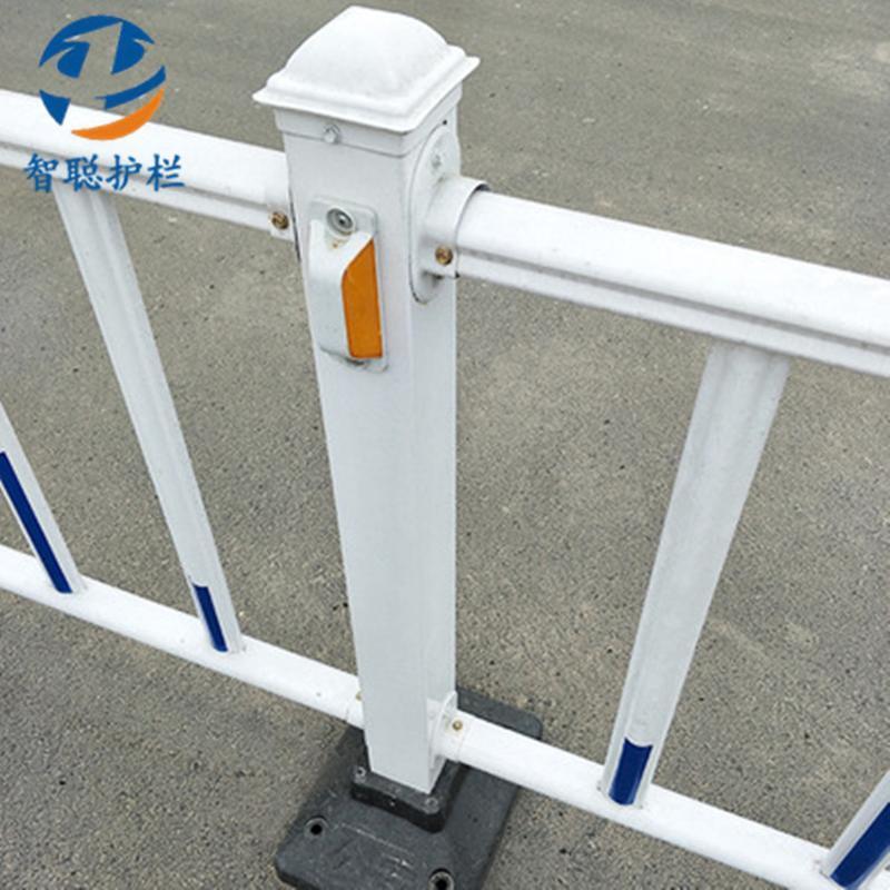 防眩板护栏,交通警示隔离栏杆,市政护栏