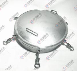 圆形压力型人孔(表面不抛光酸洗处理)3公斤圆人孔