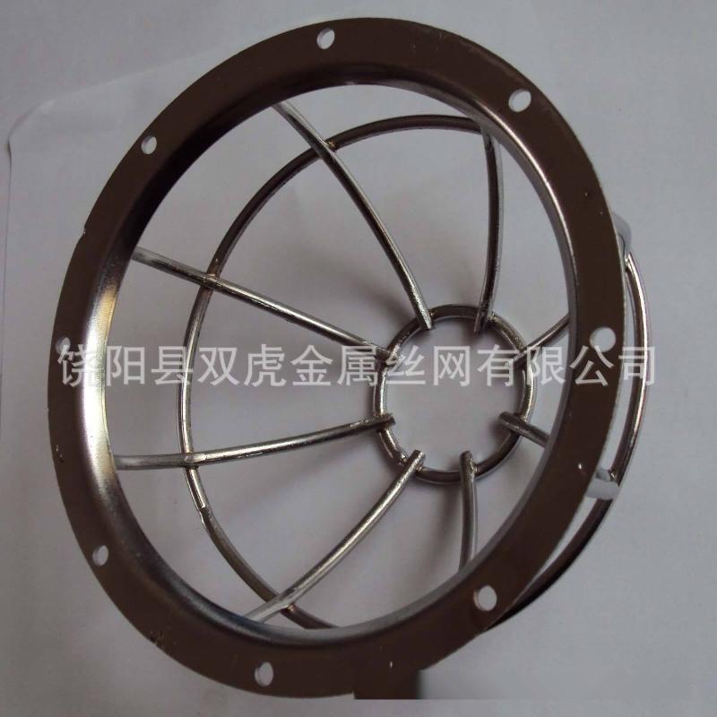 led照明灯保护钢丝罩工矿防爆灯罩不锈钢防撞钢丝网