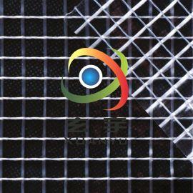 PVC大网格布 PVC网眼布 1CM透明布