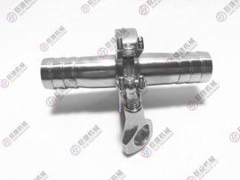 卫生级皮管接头-快装皮管接头、温州厂家生产宝塔接头