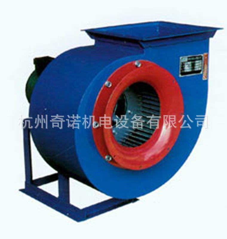 专业生产CF-11-3.5A型1.1kw厨房抽专用低噪声碳钢离心鼓风机