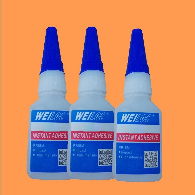深圳耐高温401瞬干胶 金属粘塑料401胶水 强力无白化工业瞬间胶水