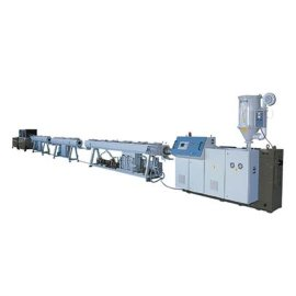 PPR、PE-RT、PEX 小口径管材生产线