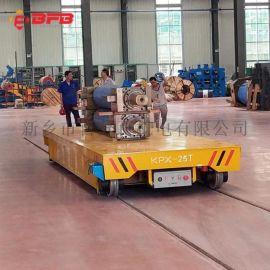 压铸模具多轮平板轨道车 电动搬运车