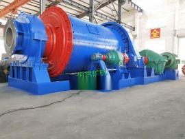 福建龙岩选矿球磨矿石磨粉机 滚筒式环保型超细磨粉机