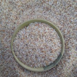 耐火材料石英砂 喷砂除锈石英砂 精致石英砂滤料