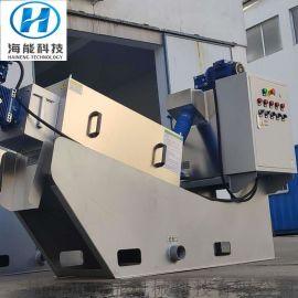 叠螺机 叠螺式污泥脱水机 全自动污水处理设备