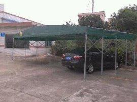 厂家直接生产防雨遮阳产品工厂储物停车商铺经营等使用