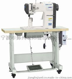 SHINLUEN 鑫轮牌S-9910/9920DBTF全自动电脑直驱单/双针罗拉车缝纫机(SHINLUEN sewing machine)