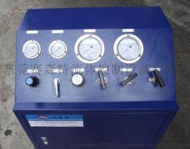 赛森特DGD60气体辅助注塑氮气增压设备