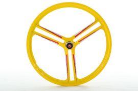 厂家直销 20寸镁合金一体轮组 山地车 儿童车 折叠自行车轮毂