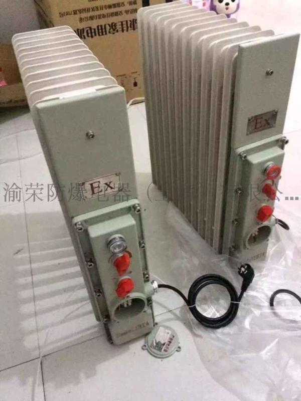 內蒙古阿拉善盟防爆電加熱油汀