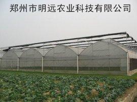 三门峡蔬菜大棚建造 周口连栋温室  建造商家