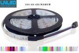 【LED软灯条】广州力侬LED全彩灯带5050RGB 60珠滴硅胶防水白板2盎司低压12V