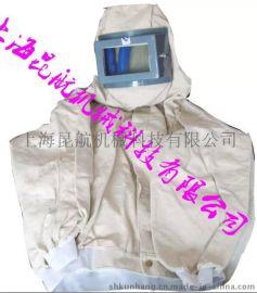 泰安帆布喷砂防护服 加厚帆布喷砂防护服 喷砂工作服