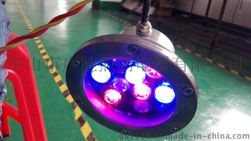 批發廣萬達LED水底燈GWD--SDD9W