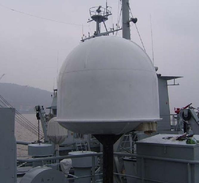 船載衛星電視天線YM1500,C波段,4軸跟蹤,覆蓋廣