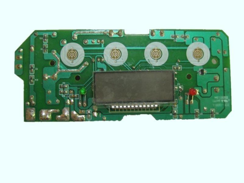 全自動帶LCD顯示器保溫功能蒸爐控制板PCB電路板線路板開發設計