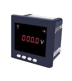 福州智能电力仪表/单显电压表DY-194U-2X1/数显智能单相表