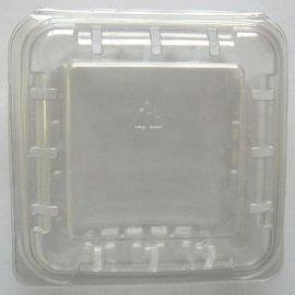 一次性超市125克PET蓝莓盒