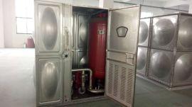 消防增压稳压箱泵一体化给水设备