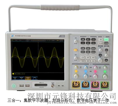 示波器 CETC-41 AV4456D数字荧光示波器 500MHz/1GHz