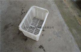 供应塑料箩 河南580箩 郑州圆形西瓜萝蔬菜周转箩