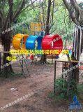厂家生产制作安装丛林探险拓展项目