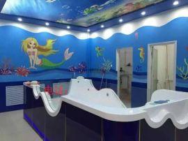 潍坊婴儿游泳馆金色太阳婴儿游泳池儿童游泳池厂家