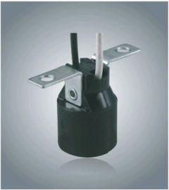 美规UL认证灯头灯座E17电木螺口灯座胶木螺纹灯头带支架可不带支架环保SGS