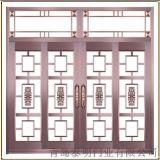 青島酒店銅門生產加工廠家 可大批量批發定製
