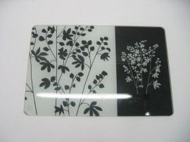钢化玻璃菜板