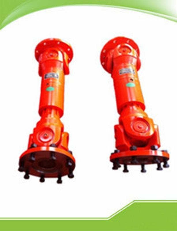 江苏14年厂家直销万向联轴器 运行平稳 钻机测试台万向轴