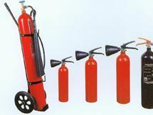 二氧化碳灭火器|MT/3型CO2灭火器参数报价