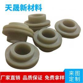 AlN 氮化铝坩埚 氮化铝螺纹管 氮化铝结构件