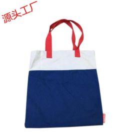 深圳手袋厂家定制 彩印棉布袋 环保手提购物帆布袋 收纳袋棉布