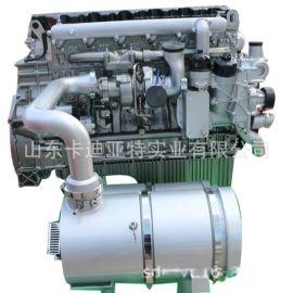 玉柴YCK15650-60 国六 柴油发动机 东风天龙 系列整车配件 图