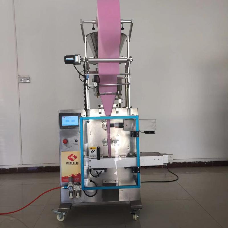 廠家直銷 顆粒無紡布包裝機 乾燥劑活性炭自動包裝 50g炭包包裝機
