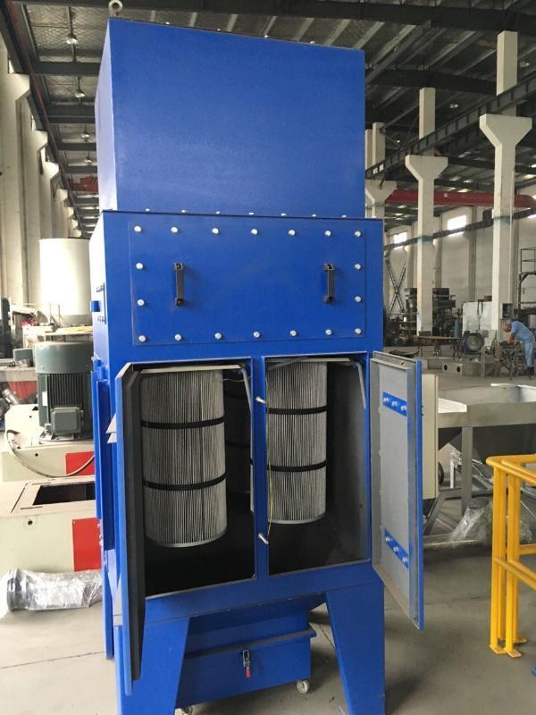【松远科技】工厂直销独立式除尘器 脉冲除尘 滤芯除尘 布袋