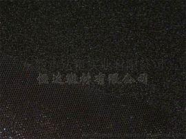 东莞网布复合加工厂 黑色400D高弹力网布复合40D高弹力网布
