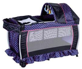H03-11豪华婴儿游戏床