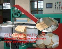 乳胶海绵立切机,青岛程进供应