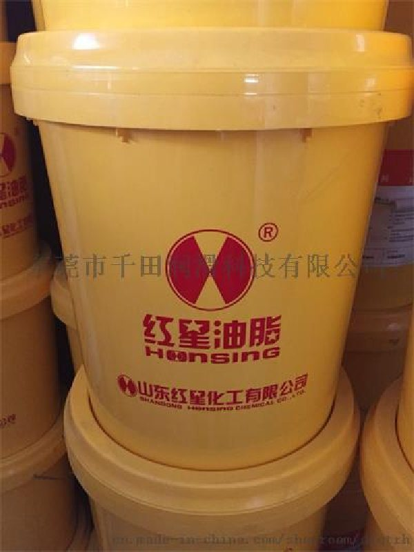批發星普通用鋰基脂3號11KG 工業黃油 挖機專用潤滑脂