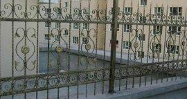 伟创铁艺护栏 锌钢护栏 锌钢阳台栏杆 铸铁护栏