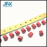 圆柱型电流保险丝塑封圆形插件保险丝