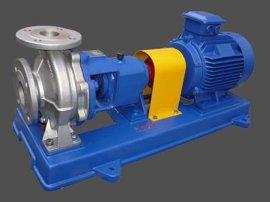 IH国际标准化工泵