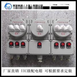 BXM(D)51-6K防爆照明配电箱 IIC级防爆箱