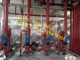 懷化通道縣304不鏽鋼高位消防水箱