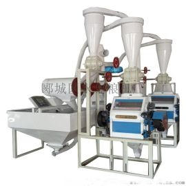 一次性磨面机面粉机 漯河永丰面粉机